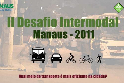 II Desafio Intermodal de Manaus