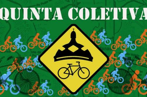 Pensando em começar a pedalar? Venha para a Quinta Coletiva!