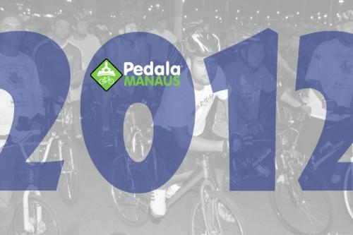 Pedala Manaus inicia as atividades de 2012