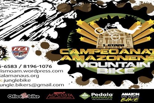 Campeonato Amazonense de Mountain Bike – 1ª Etapa (Daltolândia)