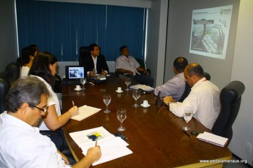 Pedala Manaus participa de audiência pública da Comissão de Transporte, Trânsito e Mobilidade da ALE-AM