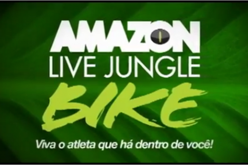 Venha participar do Amazon Live Jungle Bike!