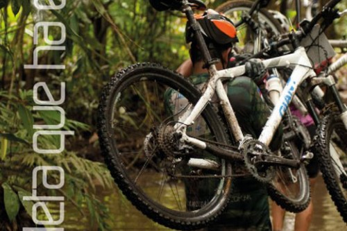 Quer pedalar em trilha na floresta? Participe do Amazon Live Jungle Bike 2012!