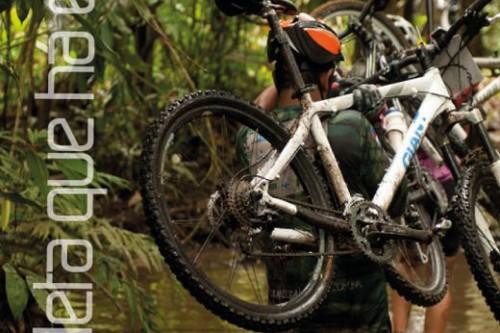 Quer pedalar em trilha na floresta? Participe do Amazon Live Jungle Bike 2012!