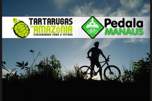 Pedala Manaus em comemoração ao Dia Mundial da Tartaruga