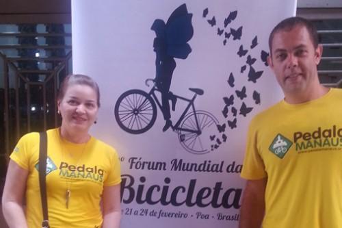 Pedala Manaus e o II Fórum Mundial da Bicicleta – 2013!