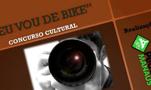 "Concurso Cultural: ""Eu vou de Bike"" – Participe!"
