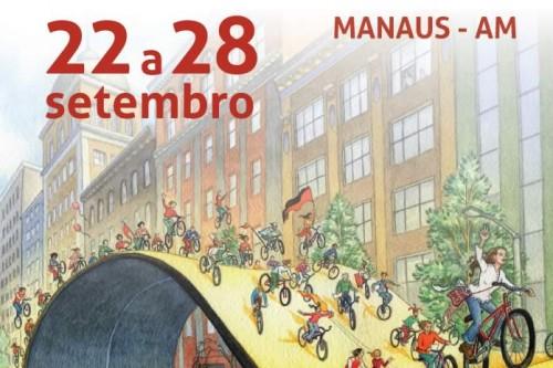 Pedala Manaus realiza a Semana da Mobilidade Urbana 2014